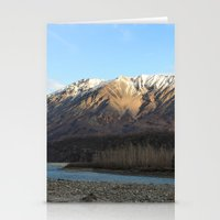 Blue Creek, Alaska Stationery Cards