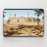 Desert City iPad Case