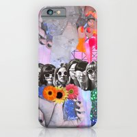 iPhone & iPod Case featuring Retrofuture by NikkiMaths