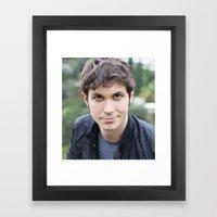 Toby Turner Framed Art Print