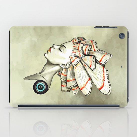 Moth 2 iPad Case