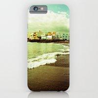 iPhone & iPod Case featuring Black Sand by Melanie Ann