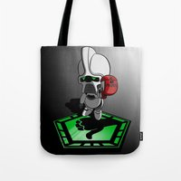 The Hitchhikers Guide To… Tote Bag