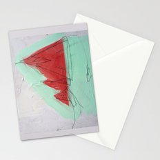 Mountain pillow Stationery Cards