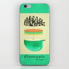 pineapple, the original iPhone & iPod Skin