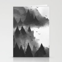 Smoky Mountains Stationery Cards