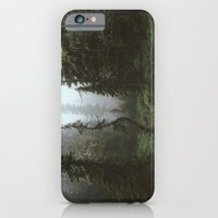iPhone & iPod Case featuring Rainier Forest by Kevin Russ