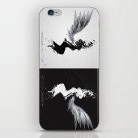 Requiem iPhone & iPod Skin