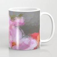 Oriental bloom Mug