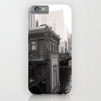 Black And White Chicago … iPhone 6 Slim Case