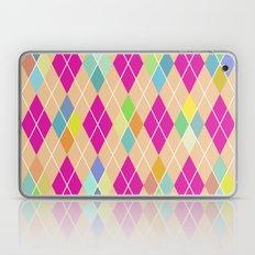 Colorful Geometric V Laptop & iPad Skin