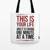 Fight Club - This is Your Life... Tote Bag