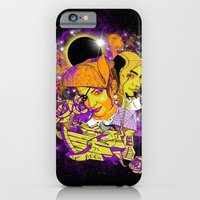 iPhone & iPod Case featuring Space Pirates by Liviu Matei