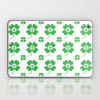 lucky flower Laptop & iPad Skin