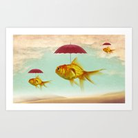 Migration Cover Art Print