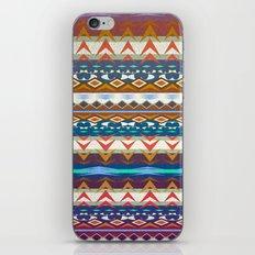 Aztec Geometry iPhone & iPod Skin