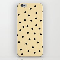 Chocolate Chip iPhone & iPod Skin