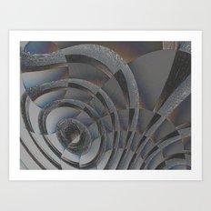 silverlace Art Print