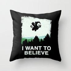 Plumbernormal Activity Throw Pillow