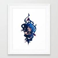 Andrusa Framed Art Print