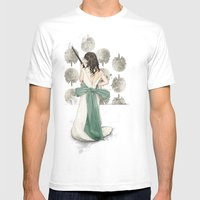 A Shotgun Kind Of Weddin… Mens Fitted Tee White SMALL