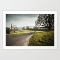 Brook Park, Derry-London… Art Print