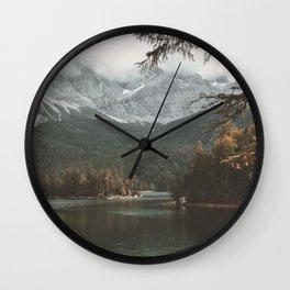 Wall Clock - Eibsee - regnumsaturni