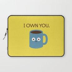 Coffee Talk Laptop Sleeve
