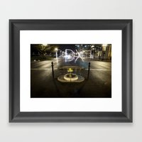 Portland, OR: Home Of Th… Framed Art Print