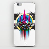 Wild Stripes iPhone & iPod Skin