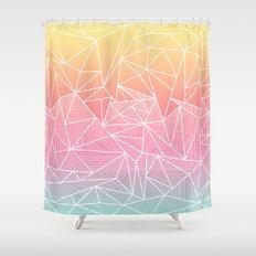 Beeniks Rays Shower Curtain