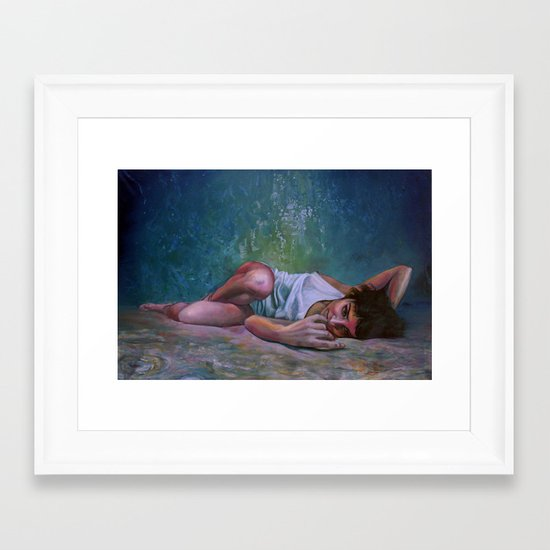 Arenis  Framed Art Print