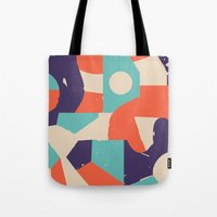 No Rush Tote Bag