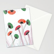 The Mushroom Stationery Cards