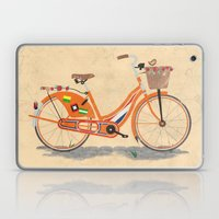 Love Holland, Love Bike Laptop & iPad Skin