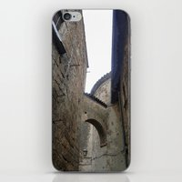 Orvieto Arches iPhone & iPod Skin