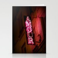 Oh L'amour Stationery Cards