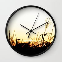 Maizal Wall Clock
