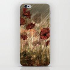Summer field iPhone & iPod Skin