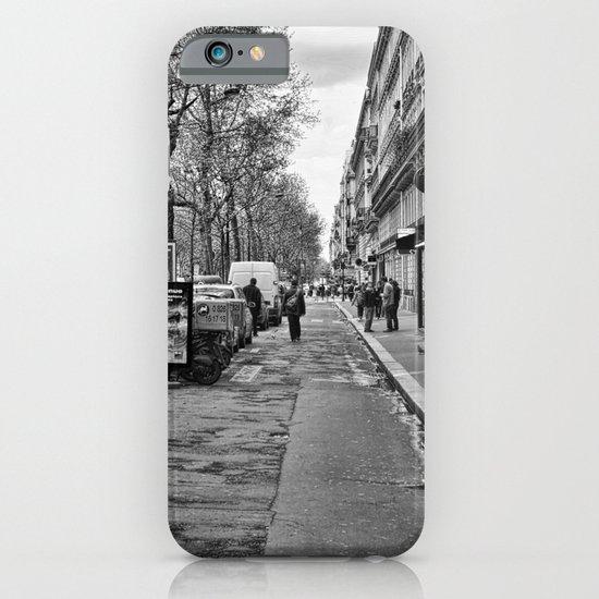 Streets of Paris iPhone & iPod Case