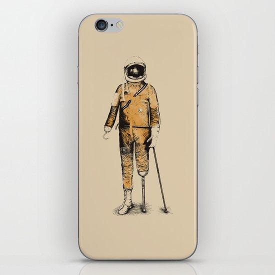 Astropirate (Watercolors) iPhone & iPod Skin
