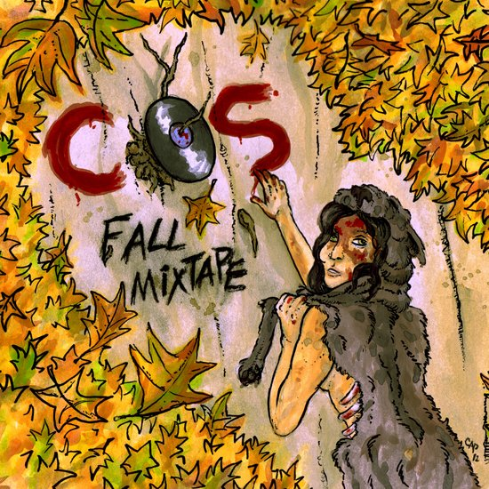 """Fall Mixtape"" by Cap Blackard Canvas Print"