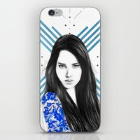 ODESSA iPhone & iPod Skin