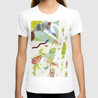 Level Womens Fitted Tee White SMALL