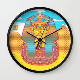 Wall Clock - So much to do, such little time - John Tibbott