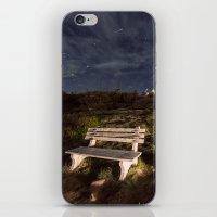 Meteoric Bench iPhone & iPod Skin