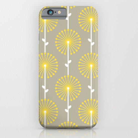 Yellow Lehua iPhone & iPod Case