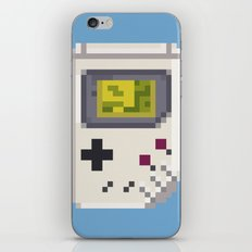 8-BIT Retro Console & Game iPhone & iPod Skin