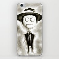 Pete Doherty iPhone & iPod Skin