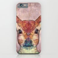 iPhone Cases featuring Abstract Fawn by Ancello